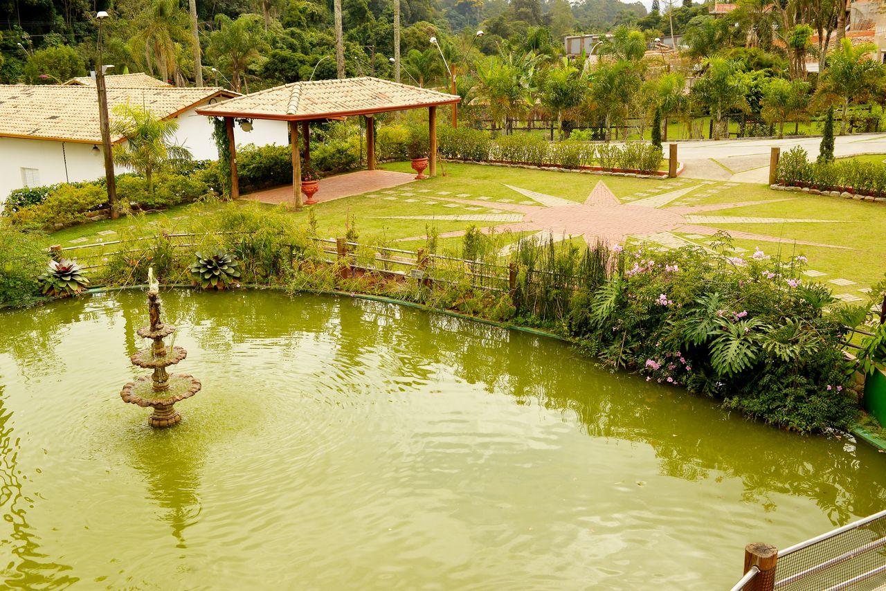 Lago artesanal